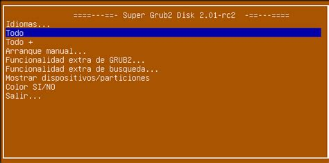 format hard drive grub rescue rescue your windows gnu linux systems rescatux super