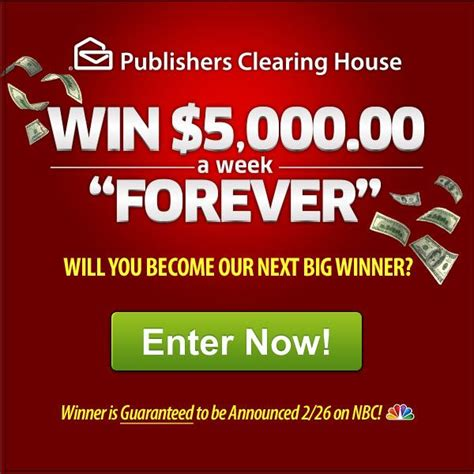 Popgadget Prize Contest Updates by Publishers Clearing House Winner Today 28 Images The