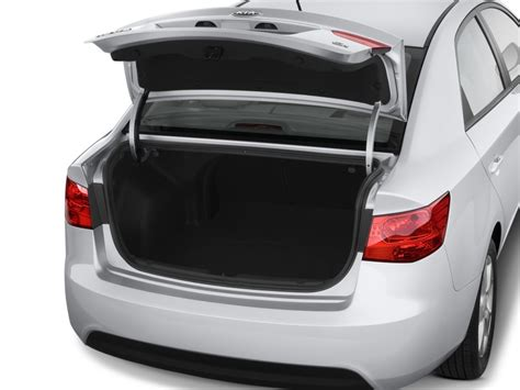 Kia Trunk Image 2012 Kia Forte 4 Door Sedan Auto Ex Trunk Size