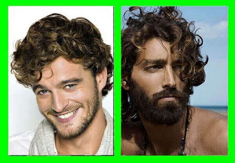 peinados corto hombre peinados para hombres pelo rizado que debes conocer los