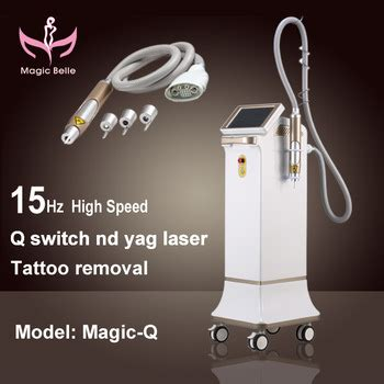 q switch tattoo removal new arrival professional q switched nd yag laser nd yag