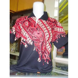 Kaos Batik Remulen 2 batik batik t shirt collar