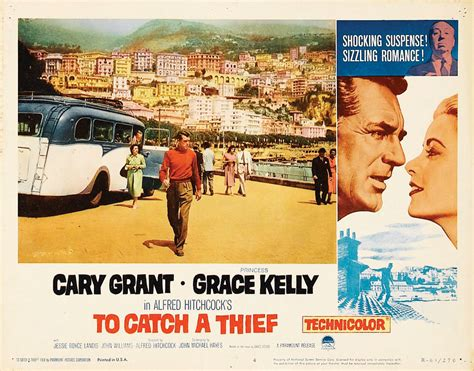 to catch a thief to catch a thief movie poster photo 12