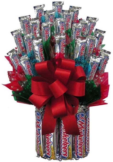 three musketeers gift bouquet | giftprose.com