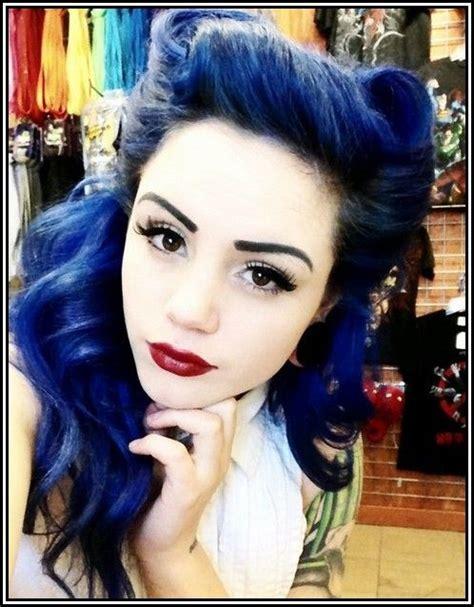 navy hair color best 25 navy blue hair dye ideas on black
