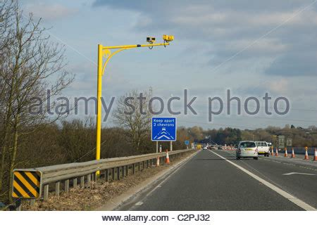 average speed cameras on roadworks and upgrade of the m621