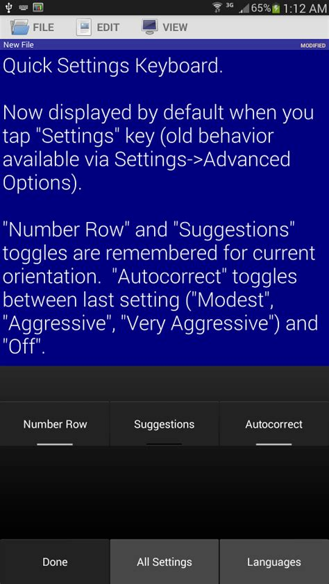 keyboard settings android xda keyboard 4 0 nextapp keyboard aosp derived keyboard with arrow function part 1