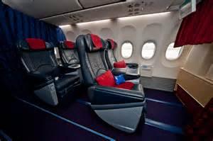 Norwegian Interior Design transaero launch spectacular 737 cabin thedesignair
