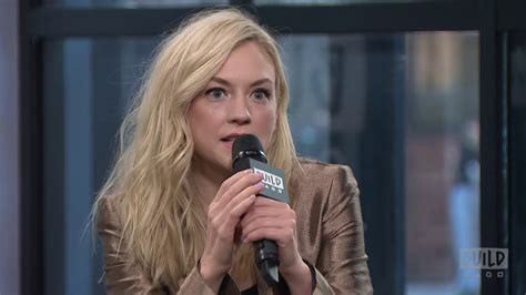 emily kinney walking dead death emily kinney opens up about her character s death in the