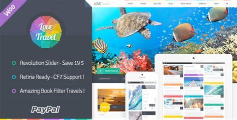 wordpress themes free travel agency plantillas wordpress love travel creative travel agency