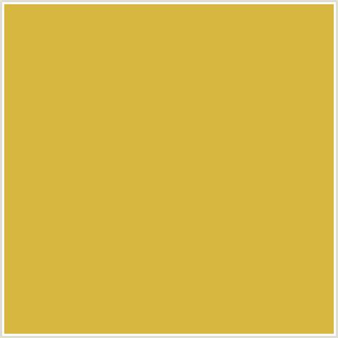gold color hex d7b740 hex color rgb 215 183 64 gold orange
