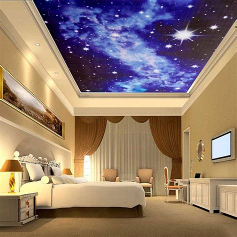 wall murals for rooms 3d bright wall sticker mural for ceiling bedroom living room ktv hotel ebay