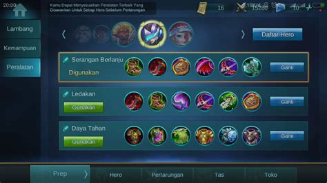 tutorial bermain mobile legend cara bermain mobile legends agar menang terus rizky