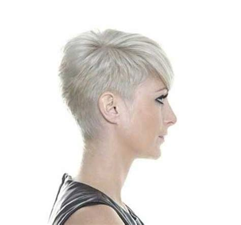 short hair cuts showing the back 15 best shaved pixie cut short hairstyles haircuts 2017