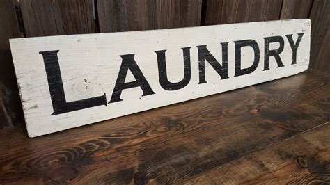 wooden laundry room signs wood sign laundry sign laundry room sign on reclaimed wood