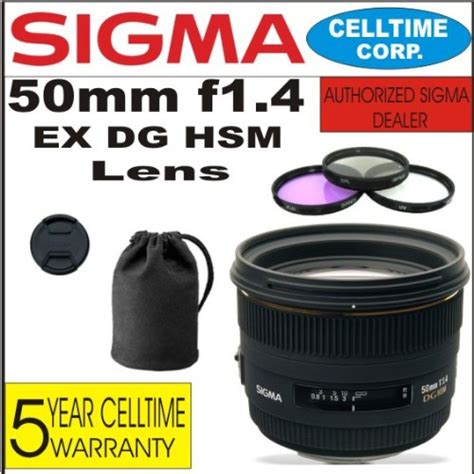 Sigma 50mm F1 4 Dg Hsm For Nikon Free Lenshood lenses reviews sigma 50mm f1 4 ex dg hsm lens for nikon digital slr cameras 3