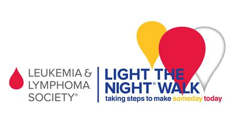 leukemia light the night light the night with the leukemia lymphoma society and
