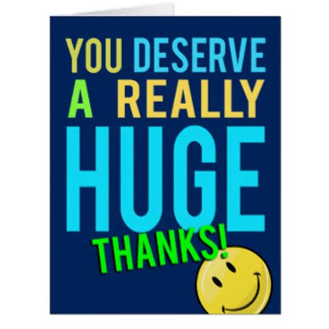 Thank You For A Well Done by Well Done Gifts On Zazzle