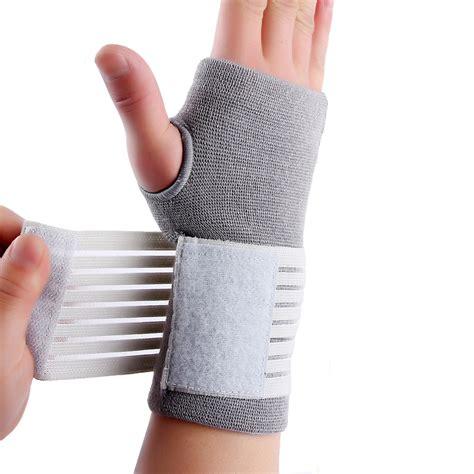 Sale 1pc Wrist Brace Support Wrist Splint Sport Wrist Band Pr professional elastic sports safety carpal tunnel tennis wrist bandage brace support free