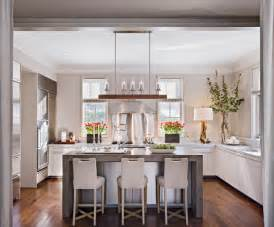 Kitchen No Cabinets Marble Countertops A Concrete Island And No Upper