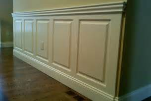kitchen paneling ideas terminating panel moulding at o c woodworking talk woodworkers forum