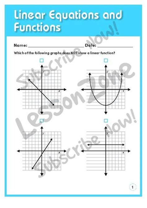linear sketch pattern equation lesson zone nz algebra
