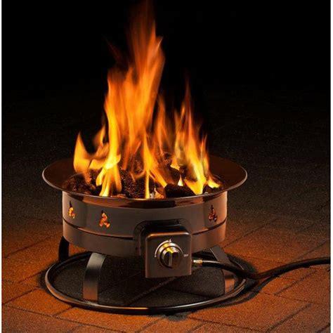 Arrange Your Elegant Decoration With A Coleman Fire Pit Coleman Firepit