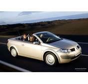 RENAULT Megane Coupe  Cabrio 2003 2004 2005 2006 Autoevolution