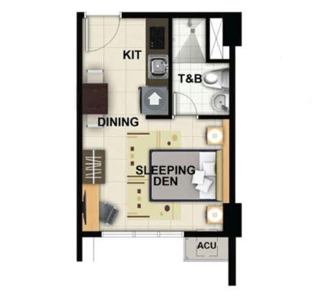 studio type floor plan pin studio type layout on