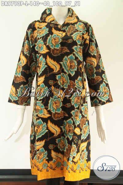 tunik batik kwalitas bagus harga terjangkau asli buatan