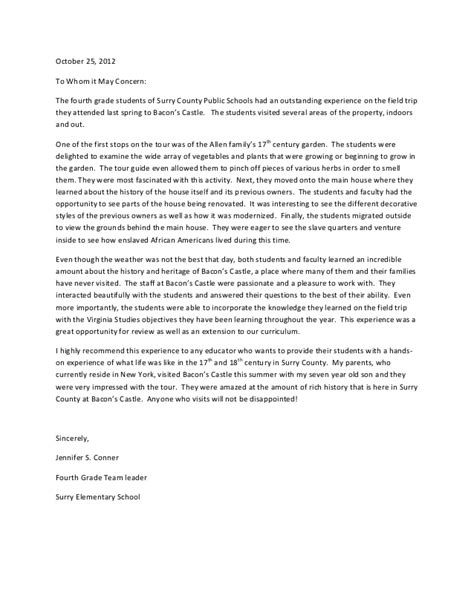 Reference Letter For Elementary Student letter of recommendation for elementary student