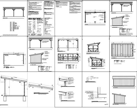 Free Shed Plans 12x10 by Popular Free Shed Plans 12x10 Wood Working Project Plan