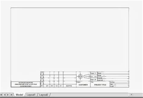 templates for autocad 2014 membuat template gambar autocad 2010 make drawing