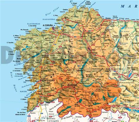 descargar pdf asturias mapa de carreteras 1400 000 road map guia total complete guide libro e en linea mapa de galicia