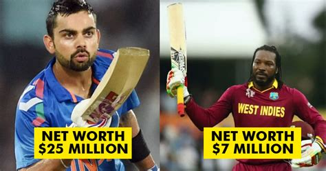 list of top 10 richest cricketers in the world check if it has your favorite cricketer rvcj