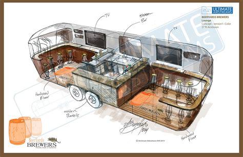 Small Luxury Home Floor Plans boise idaho airstream adventures northwest travel trailers