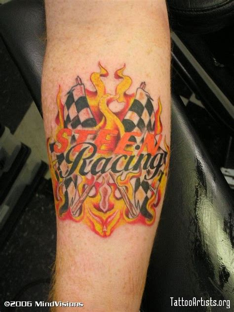 track tattoos sportbike racing search