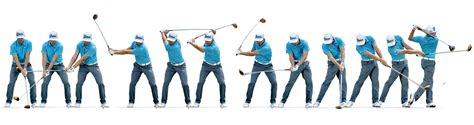 correct golf swing sequence the key to hitting longer drives globalgolf blog