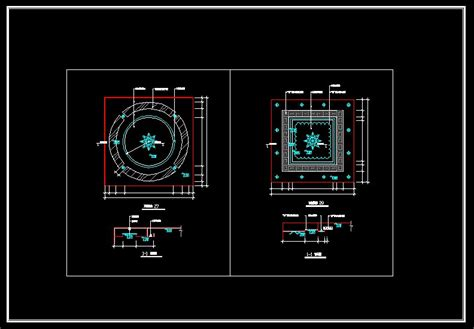 ceiling templates for autocad ceiling design template cad library autocad blocks