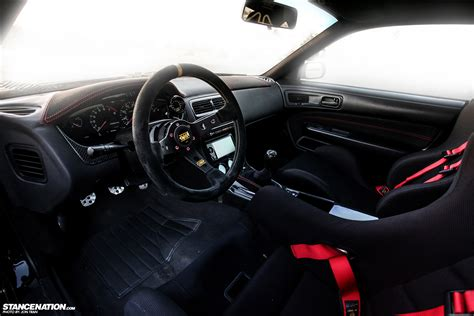 S14 Interior Mods by Nissan 240sx S14 Powered With 2jz Engine Via