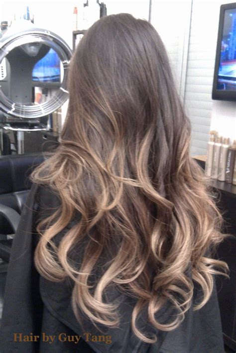 how to do ash ombre highlight on hair titanium pearl ash blonde by guy tang balayage ombre