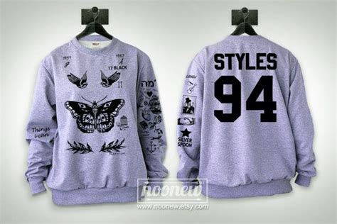 liam payne tattoo pullover 1000 images about harry styles tattoo sweatshirt on