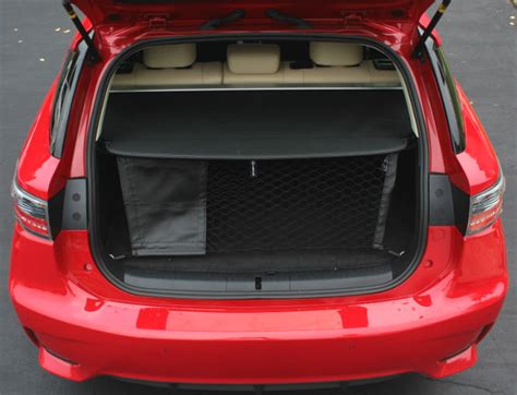 lexus ct200h trunk lexus ct200h trunk