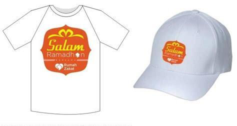 Kaos Ramadhan Salam Ramadhan dini salam ramadhan rumah zakat