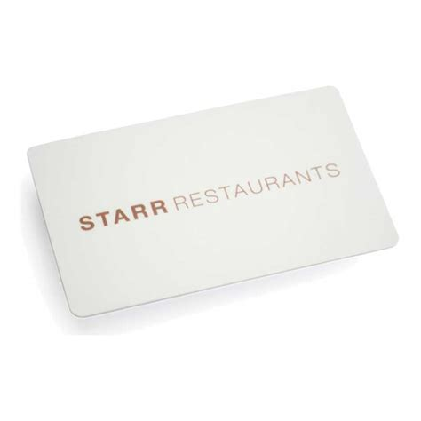 Stephen Starr Gift Card - about the love 187 the love philadelphia pa