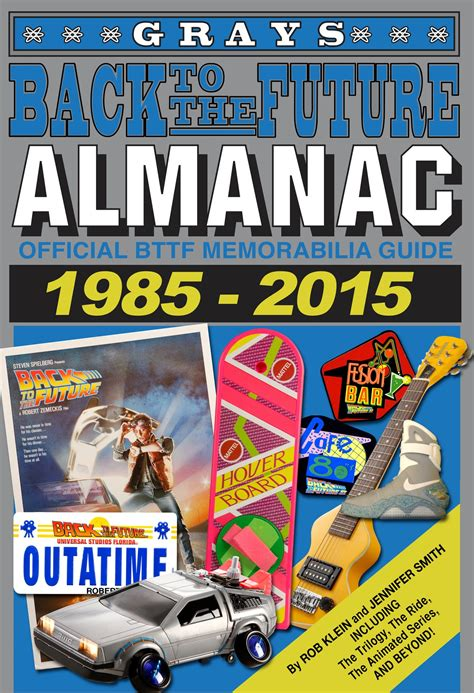 the book 2015 merrick discusses the official back to the future almanac