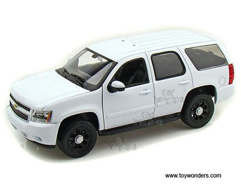 Welly Chevrolet Custom Decal chevy tahoe 1 18 scale autos post