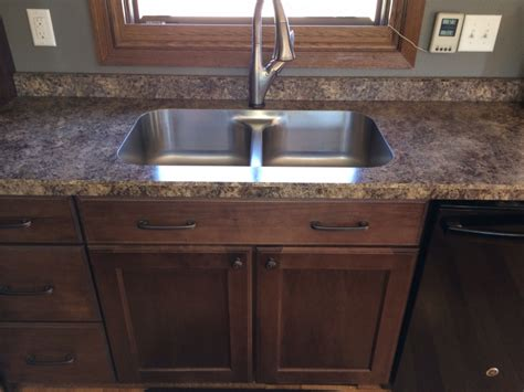 Knotty Alder Kitchen Cabinets by Cabinetry