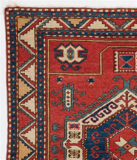 caucasian rugs for sale vintage caucasian fachralo kazak rug for sale at 1stdibs