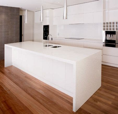 stone kitchen benches residential gallery gallery quantum quartz natural